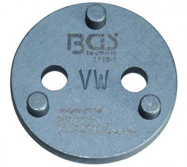 Adaptador de reposicionamiento de pistones de freno