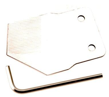 Cuchilla de recambio para corta tubos profesional para BGS 1819