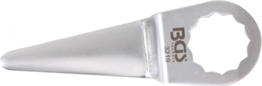 Cuchilla para BGS 3218, 52 x 1 mm