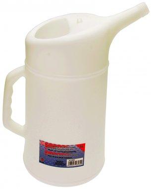 Jarra con boquilla para aceite 5 liter
