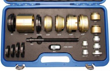 Kit de herramientas de rodamiento de ruedas para Peugeot, Renault, Citroen