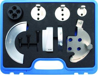 Juego de herramientas para el montaje de correas acanaladas y correas elasticas 11 piezas