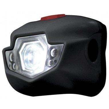 Lampara LED de 3W cabeza
