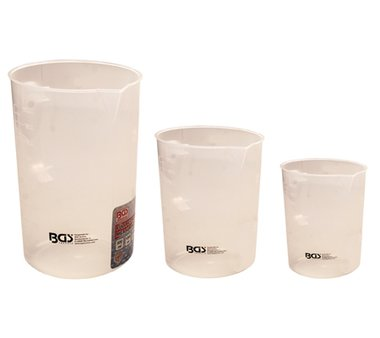 3 pieces Mesure Cup Set