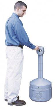 Seguridad Ceniceros SIP100G, 7 kg