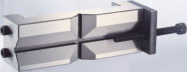 Mandíbulas prisma universales con UPB160, parada, 2kg