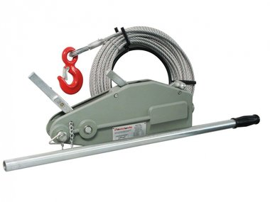 Alambre de cable de elevacion 3200 kg L.20M (mw) KT3200