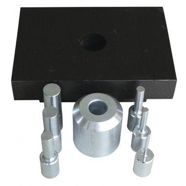 Establecer duwmatrijzen redonda para prensas CATOMA30S