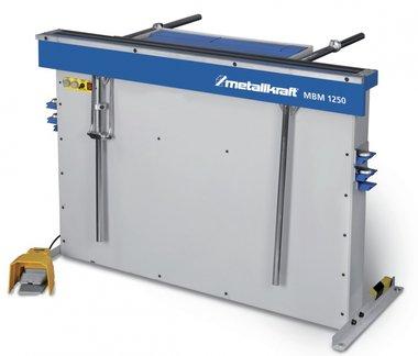 Plegadora magnética - 1250x1 mm 150 kg