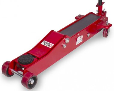Gato de Carretilla 3t - extra largo y bajo para los coches deportivos