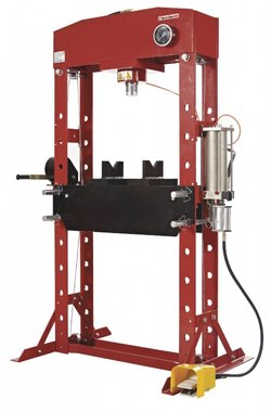 Prensa hidráulica 50t hidroneumático