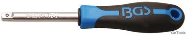 Mango giratorio cuadrado exterior 6,3 mm (1/4) 150 mm