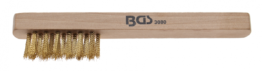 Cepillo para limpieza de bujias 140 mm