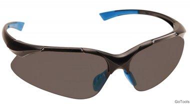 Gafas de seguridad de color gris