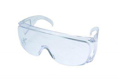 Gafas de seguridad, no tenidas
