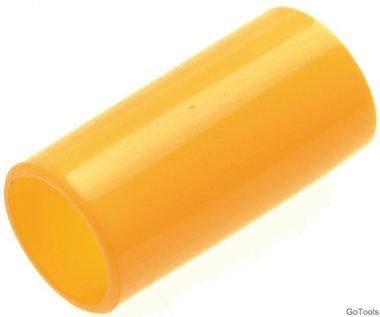 Cobertura plastica protectora para BGS 7302 para 19 mm amarillo