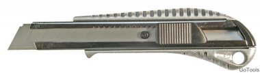 C ter de cuchilla fraccionable ancho de cuchilla 18 mm