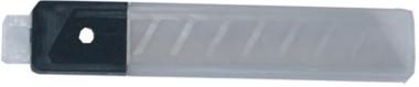 Juego de cuchillas de recambio 18 mm 10 piezas