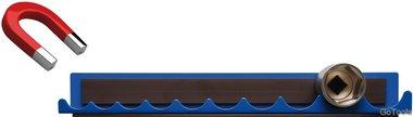 Soporte para vasos magnético para entrada 12,5 mm (1/2)