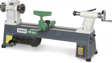 Torno de madera - 254x450 mm