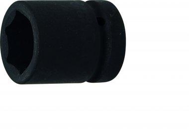 Vaso de impacto hexagonal entrada 25 mm (1) 34 mm