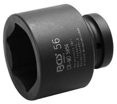 Llave de vaso de impacto 1, 56 mm
