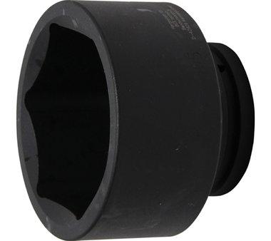 Vaso de impacto hexagonal entrada 25 mm (1) 105 mm