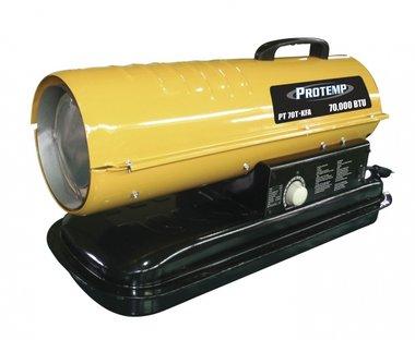 Soplador de aire caliente diesel 385 m³