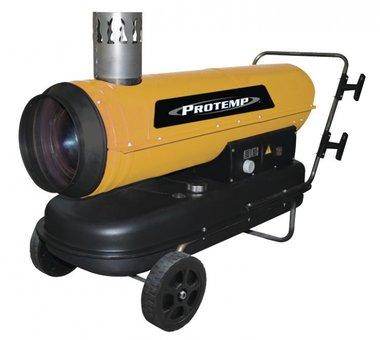 Soplador de aire caliente diesel 950 m³