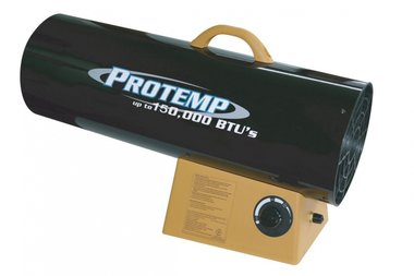 Aire caliente del soplador de gas POL 345 m³