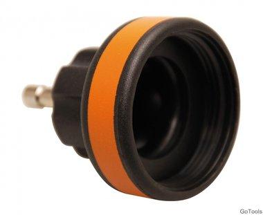 Adaptador N 6 para BGS 8027/8098,:Ford, Mercedes, Porsche y otros modelos