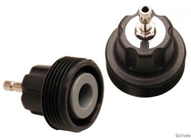 Adaptador N 8 para BGS 8027: VW (Vento, T4, Passat-1996, Golf, Beetle, Sharan)