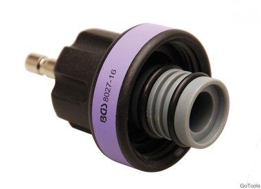 Adaptador N 16 para BGS 8027/8098:Mercedes A-Klasse