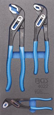 Tool Tray 1/3: Alicates de la bomba de agua 3 piezas
