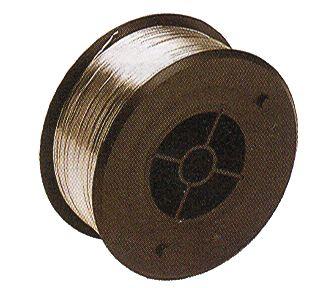 Alambre de soldadura universal para acero inoxidable 0.8mm -0.59kg