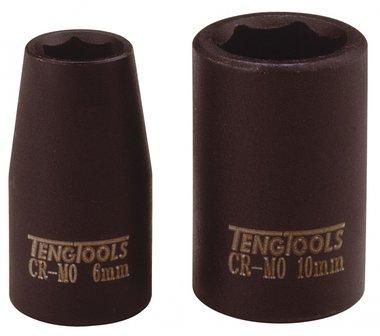 Slagdop 1/4 corto de 6 mm