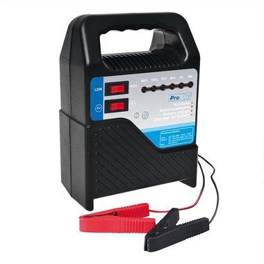 Cargador de bateria de 6V/12V 8Amp.