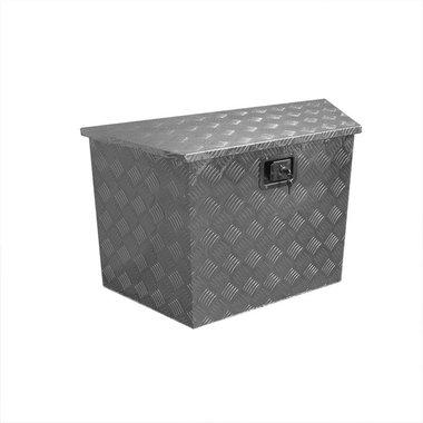 Caja de herramientas de aluminio para remolque 830/540 x 360 x 490mm