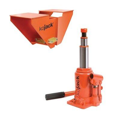 Gato hidraulico Kojack con nivelador