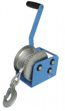 7,6 m de cable de acero alzamiento del cable