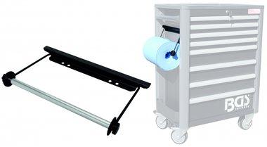 Soporte de rollos de papel para carro de herramientas PROFI