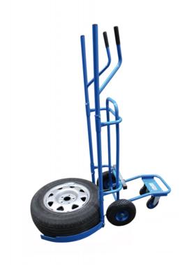 Carro de transporte de neumaticos 200 kg