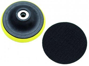 Disco de lijado con velcro, 100 mm para BGS 9259