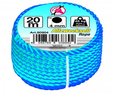 Cuerda para uso general, 20 m