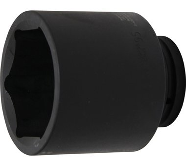 Llaves de vaso impacto hexagonal, largo entrada 25 mm (1) 95 mm