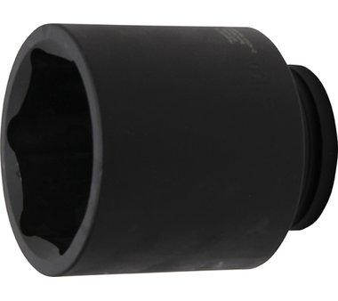Llaves de vaso impacto hexagonal, largo entrada 25 mm (1) 100 mm