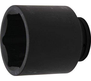 Llaves de vaso impacto hexagonal, largo entrada 25 mm (1) 105 mm