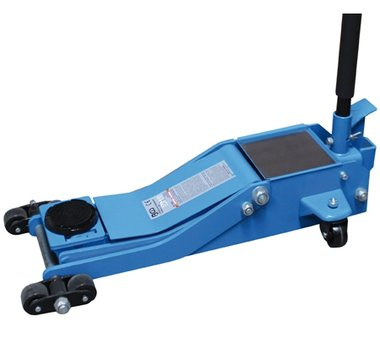 Gato hidraulico para piso, extra plano, 2 To.