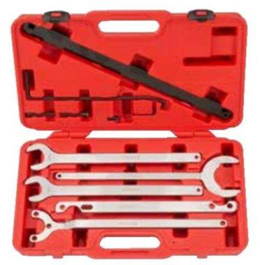 Clave del gabinete de visco acoplamiento del embrague del ventilador de refrigeracion
