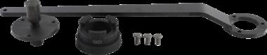 Soporte de polea de cigüeñal y extractor para BMW M52TU / M54 / M56